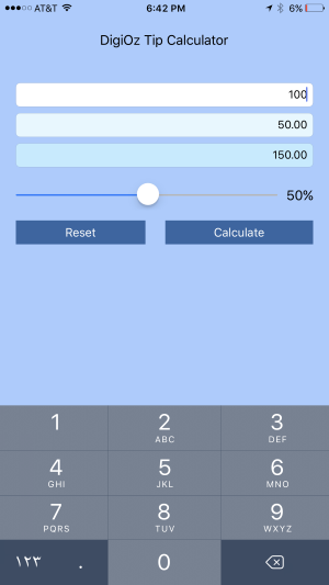 Tip Calculator